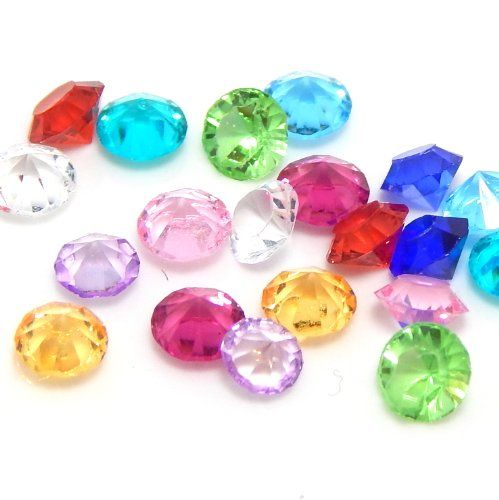 """Jewelry Monster Pack of 20 """" Assorted Mix Birthstone Crystal Rhinestones"""" for Floating Charm Lockets 002 Jewelry Monster http://www.amazon.com/dp/B00J0HO2D0/ref=cm_sw_r_pi_dp_WgrMtb185ZKS5H05"""