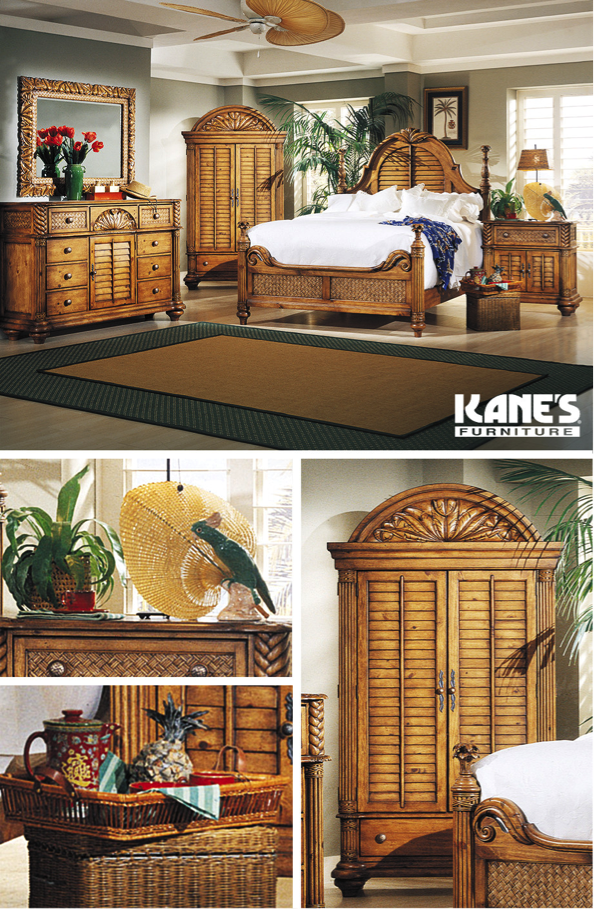 Palm Court Bedroom Set Maribo Intelligentsolutions Co