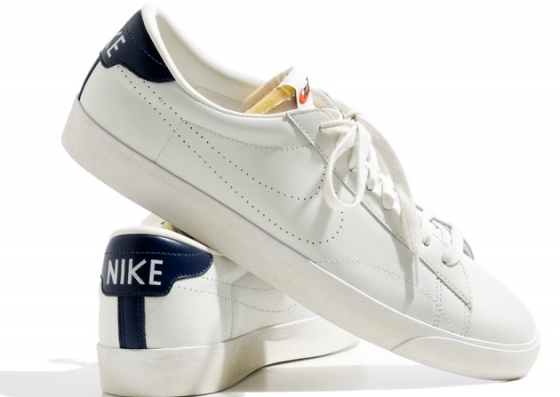 J.Crew × NIke Vintage Collection Tennis Classic AC in 2019