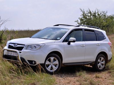 New Subaru Forester Awarded 2013 Top Safety Pick Subaru Forester Subaru Highway Safety