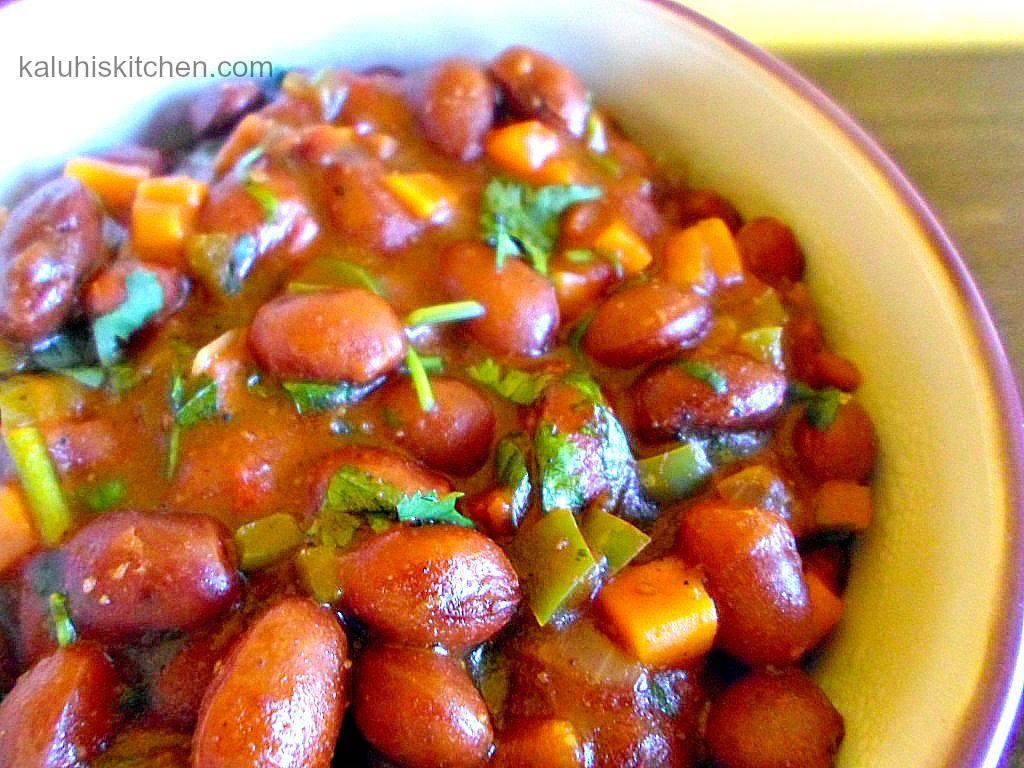 All kenyan bean stew bean stew stew and beans all kenyan bean stew kenyan food east african food forumfinder Gallery