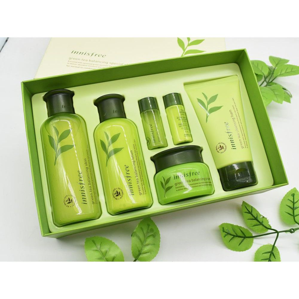 Innisfree is a South Korea brand that was started in 2000