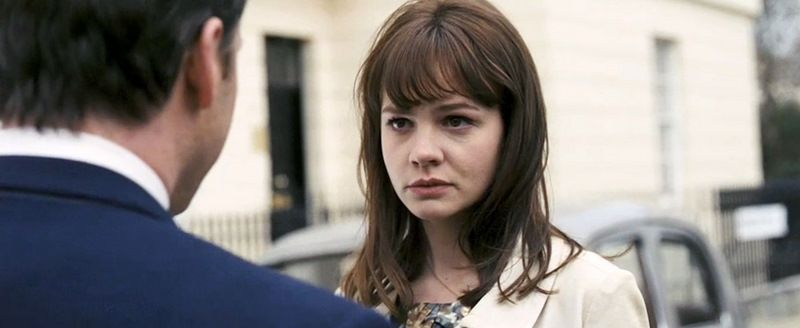 Carey Mulligan 'taking pill to regrow hair ruined by her ... |Carey Mulligan An Education Hair