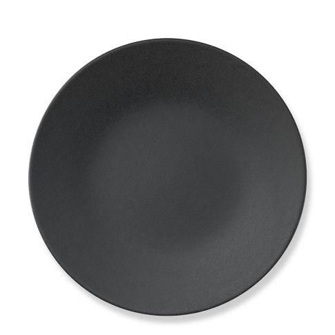 Apilco Reglisse Dinner Plates Set Of 4 Black Dinner Plates Plates Dinnerware