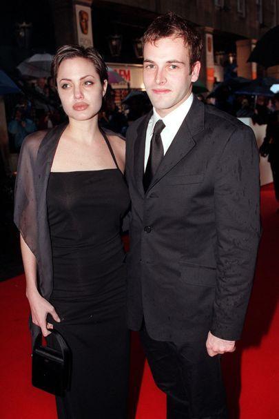 Style File Angelina Jolie Johnny Leejonny Lee Millercelebrity