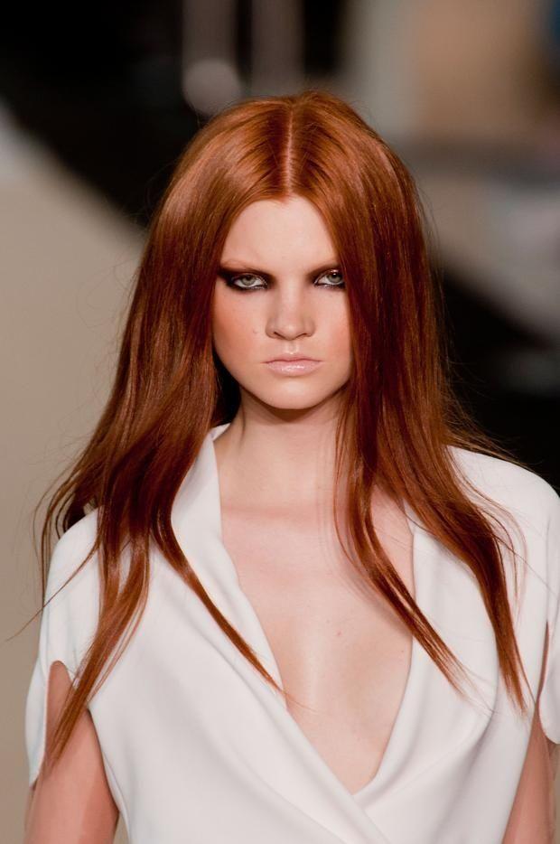 Most Beautiful Shades Of Copper Hair Color Crme De La Crme
