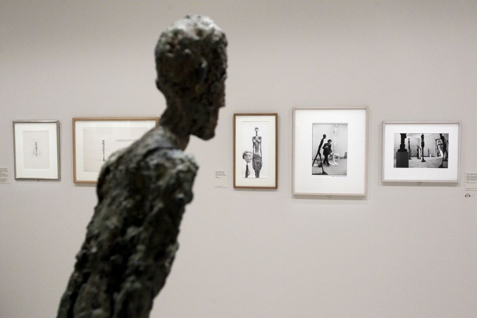 Las figuras esenciales de Giacometti | Fotogalería | Cultura | EL PAÍS