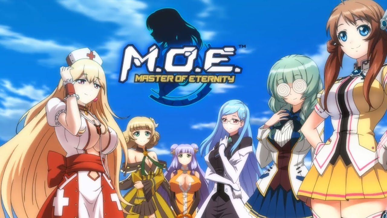 Master of Eternity MOE android game first look gameplay