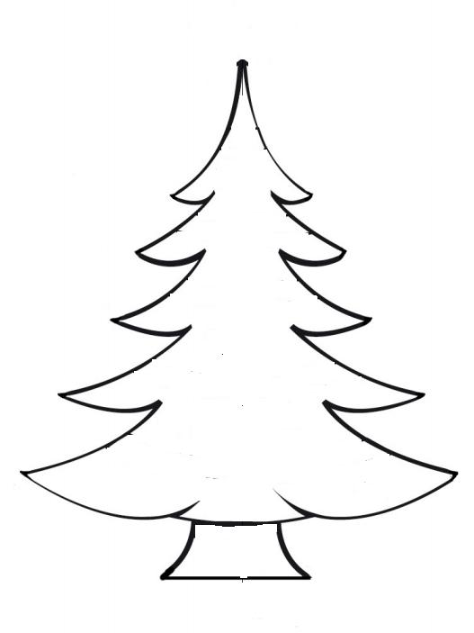 R sultat de recherche d 39 images pour dessin de sapin de noel imprimer images christmas - Images noel a imprimer ...