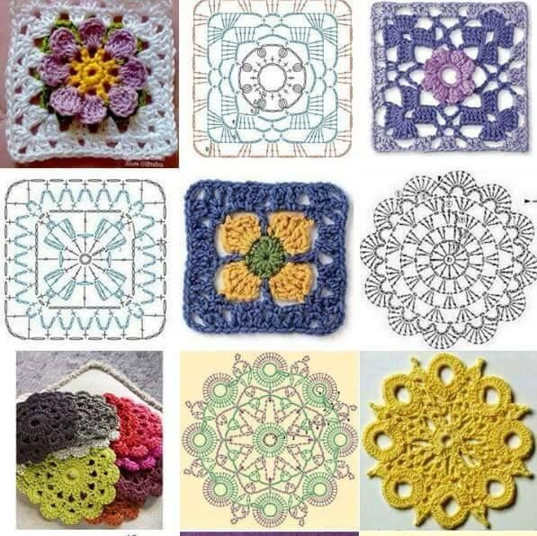 Pin de María Celeste Valderrama Fonseca en Crochet | Pinterest ...