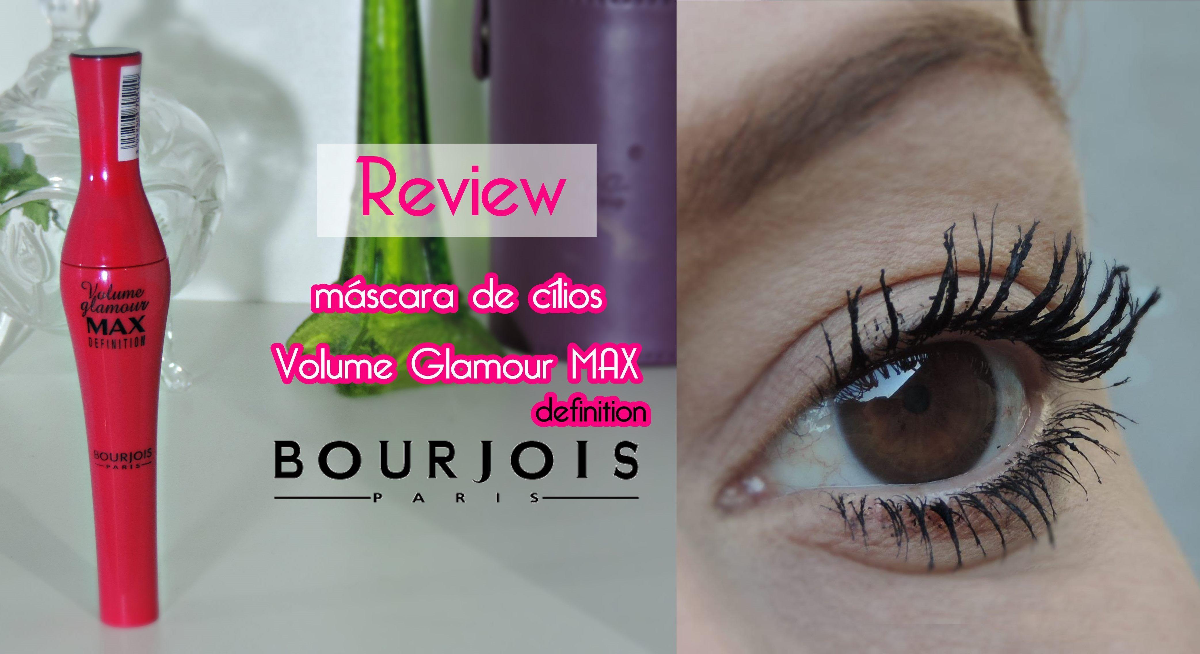 Review da máscara de cílios poderosa da Bourjois 'Volume Glamour MAX' maravilhosa demais!  Confira: http://www.blogflordemulher.com.br/2015/07/review-mascara-de-cilios-volume-glamour.html