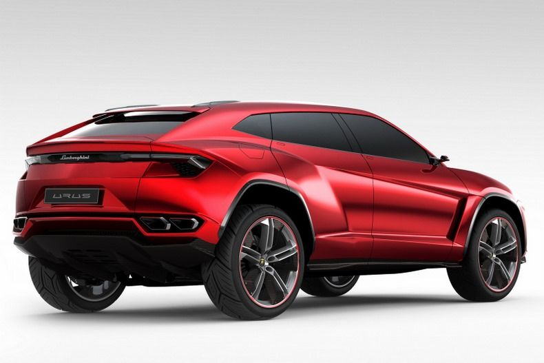 Urus Suv Mạnh 600 Ma Lực Của Lamborghini Xe Y Tưởng