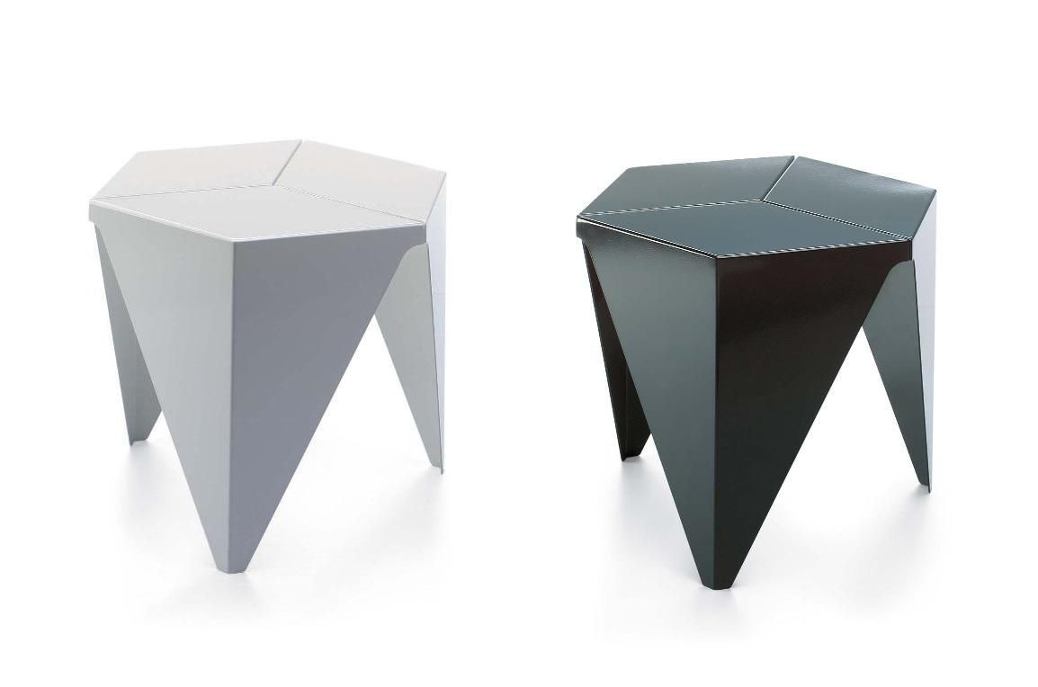 Design Side Table By Isamu Noguchi Prismatic Table Vitra Home