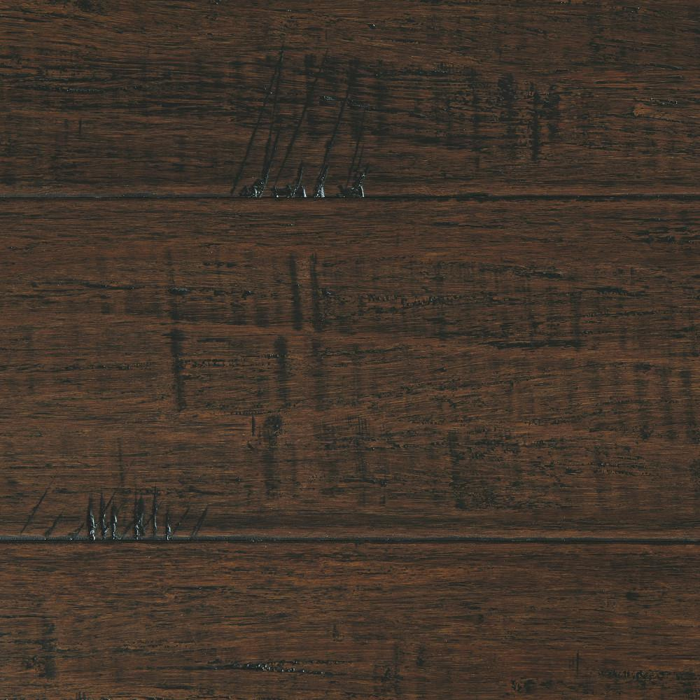 Home Decorators Collection Hand Scraped Strand Woven Wellington 1 2 In T X 7 1 2 In W X 72 7 8 In L Engineered Click Bamboo Flooring Yy2009gd The Home Depo In 2020 Bamboo Flooring Flooring Engineered Bamboo Flooring