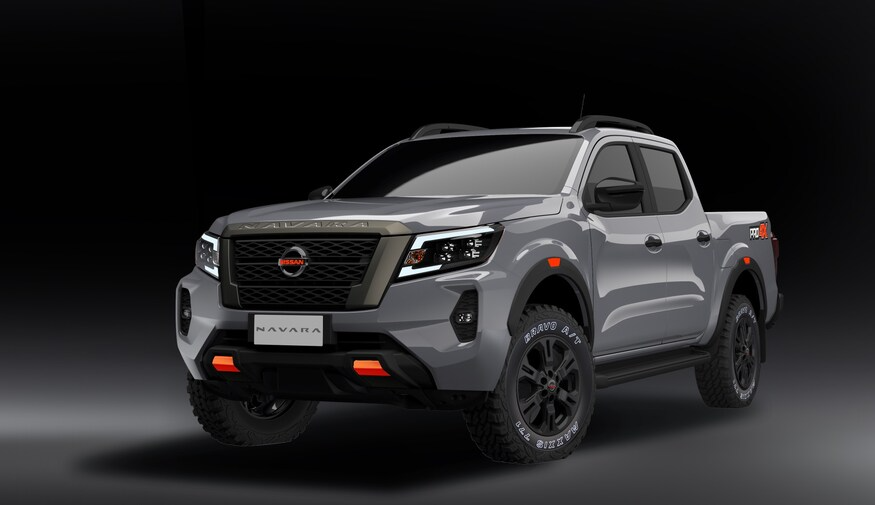 2021 Nissan Frontier Global Truck Previews U S Redesign Nissan Navara Nissan Nissan Frontier