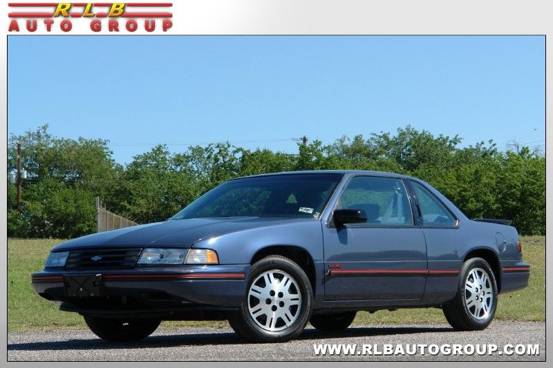 1993 Chevy Lumina Euro I Had One Identical To This Chevrolet
