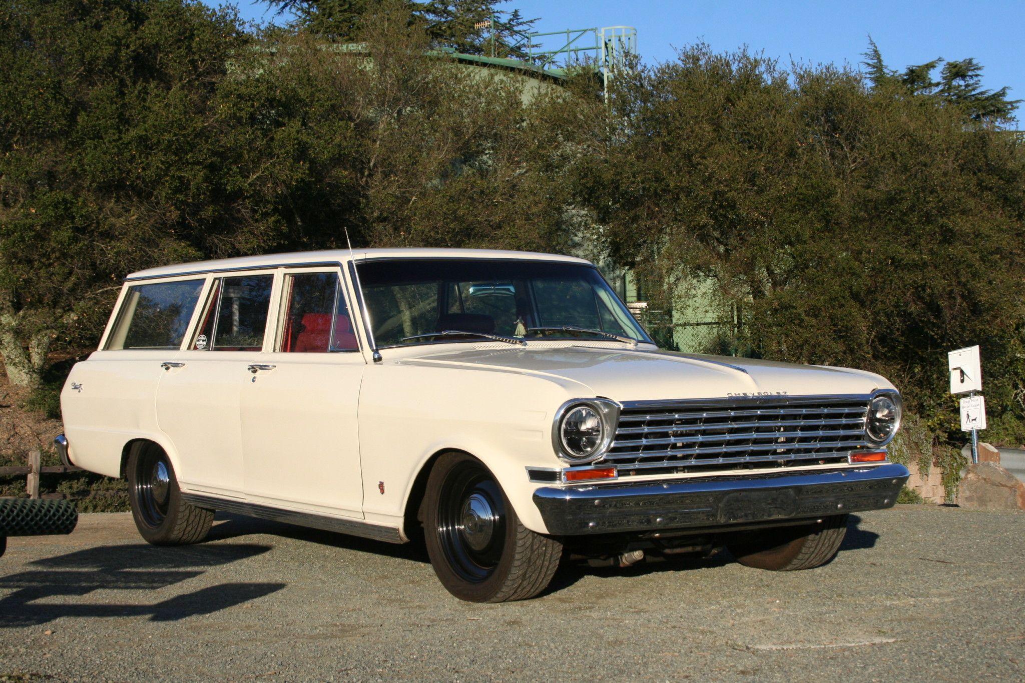 Ls1 Powered 1963 Chevrolet Nova Wagon In 2020 Chevrolet Nova