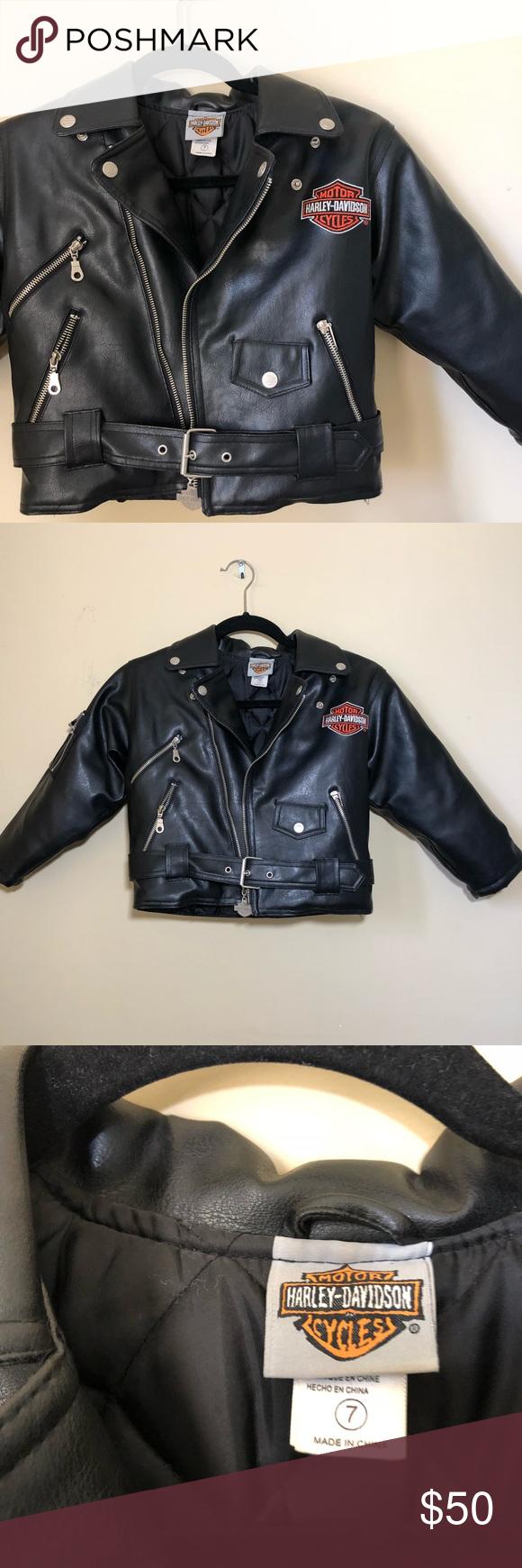 Kids Harley Davidson Leather Jacket Black Harley Davidson Leather Jackets Leather Jacket Leather Jacket Black [ 1740 x 580 Pixel ]