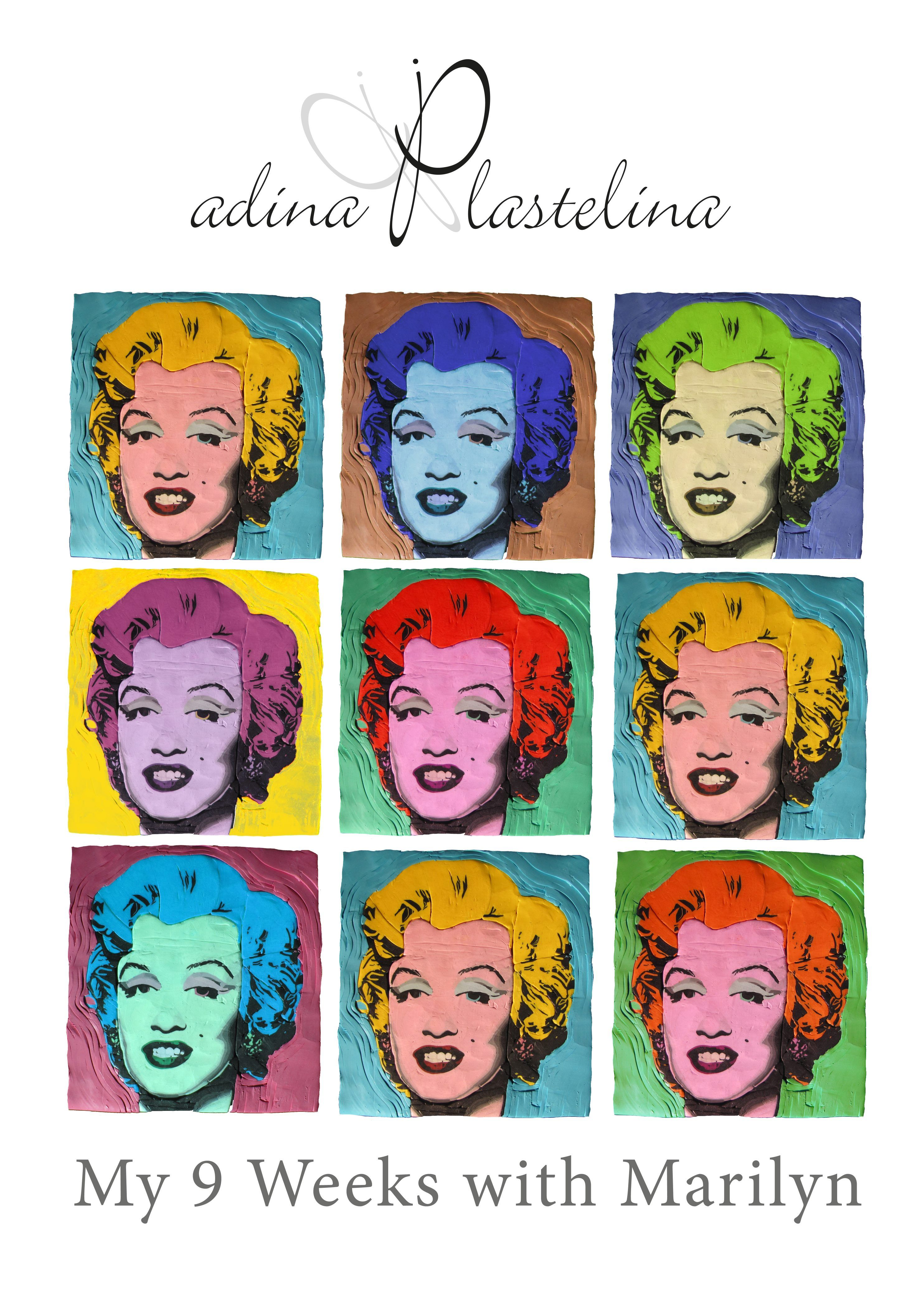 Our tribute to Marilyn Monroe and Andy Warhol. Do not miss the amazing video!!! thehttp://www.youtube.com/watch?v=bPfOP-f2BI4