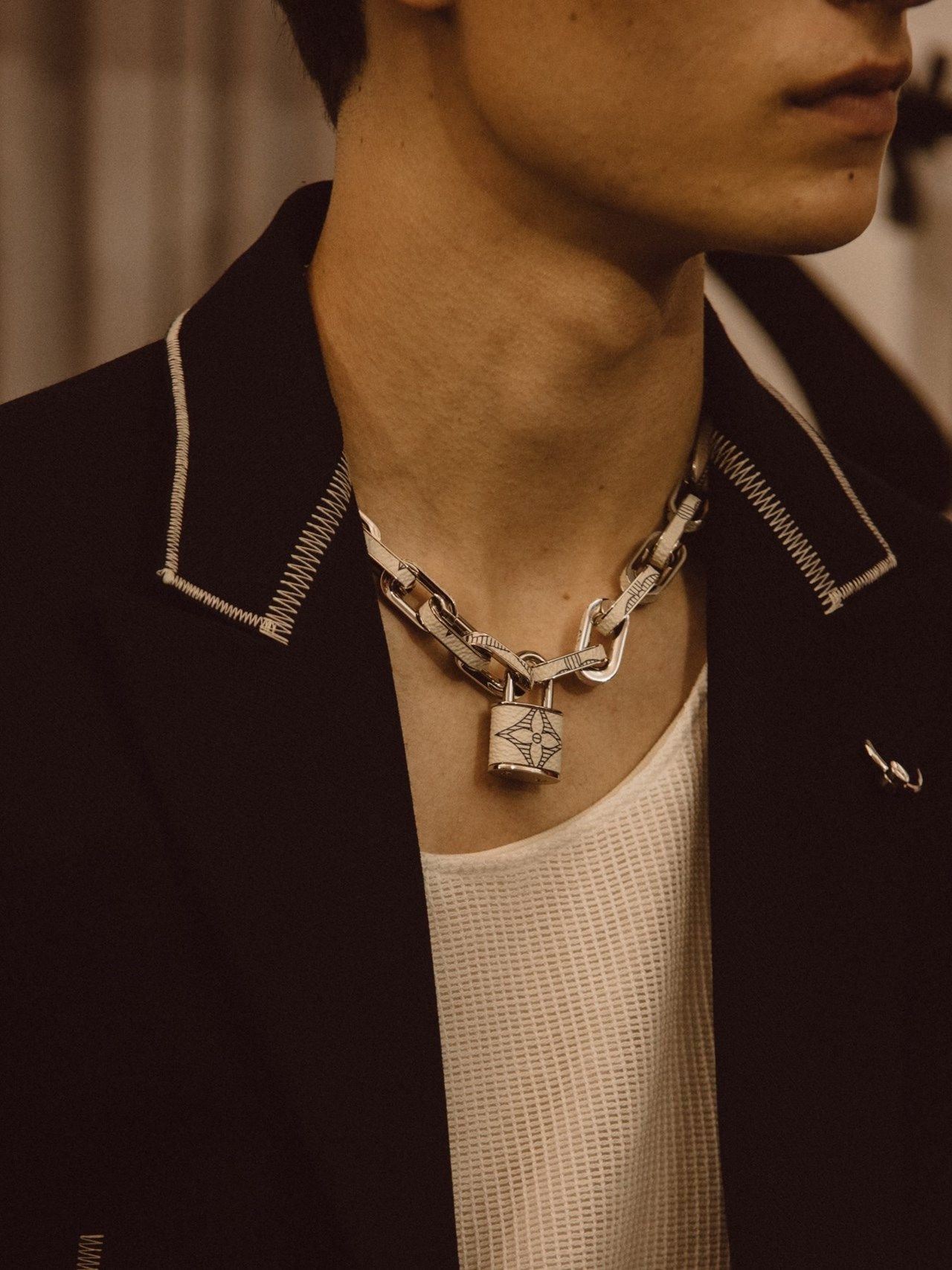 36+ Mens jewelry louis vuitton ideas