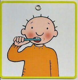 2 alle tanden goed poetsen