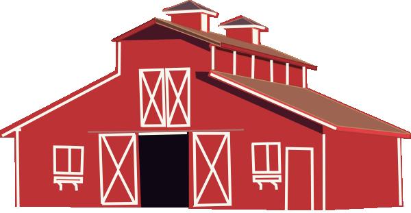 red barn doors clip art. Red Barn Clip Art At Clker.com - Vector Online, Royalty . Doors 1
