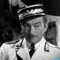 Claude Rains As Captain Louis Renault In Casablanca 1942 Movie