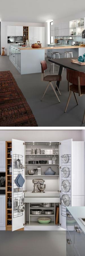 stauraum in der k che 7 clevere ideen und tipps f r mehr platz inspirierende k chenschr nke. Black Bedroom Furniture Sets. Home Design Ideas