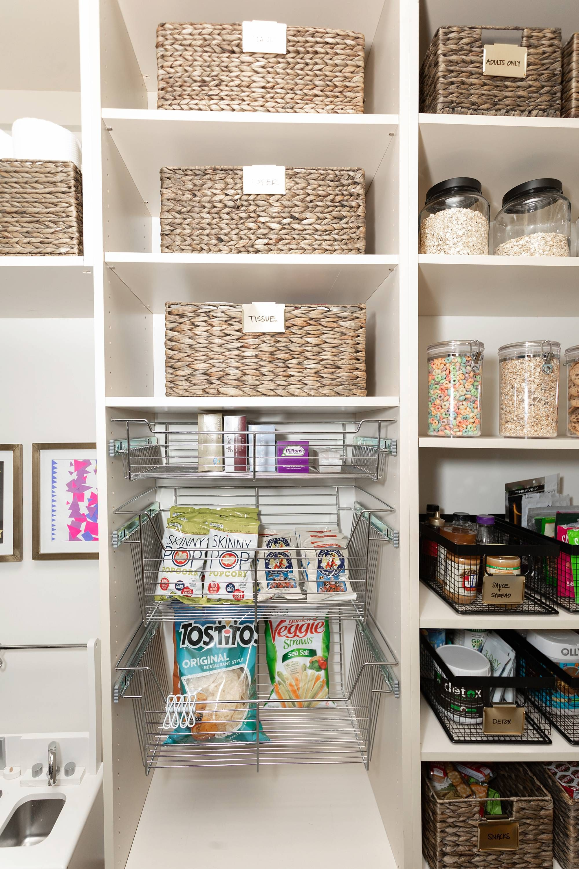 Home Organization Tips from House of Turk | Deep closet ...