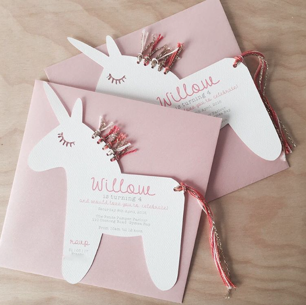 The Best Of Unicorn Party Inspiration