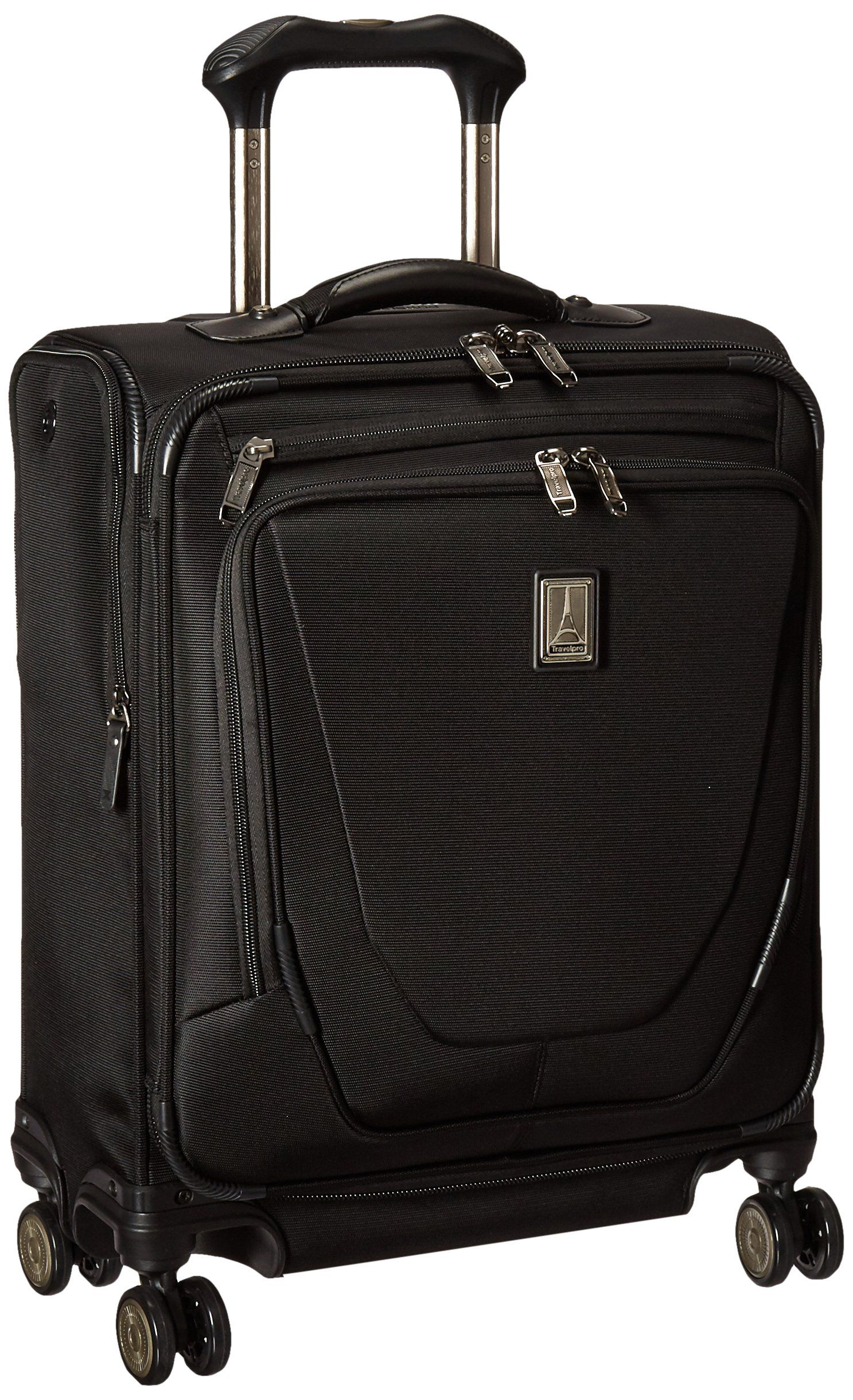 Travelpro Crew 11 Intl Carry-On Spinner, Black. High quality ...