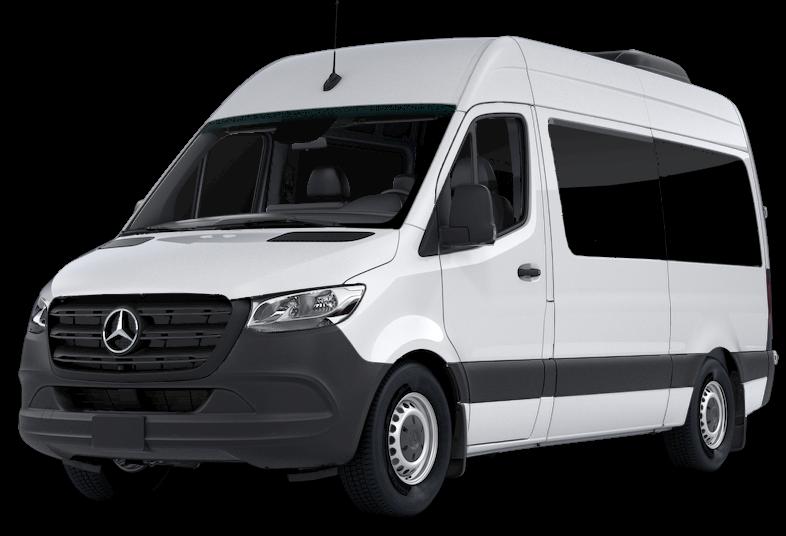 Sprinter Passenger Van Features Mercedes Benz Vans Benz Sprinter Mercedes Benz Mercedes Benz Vans