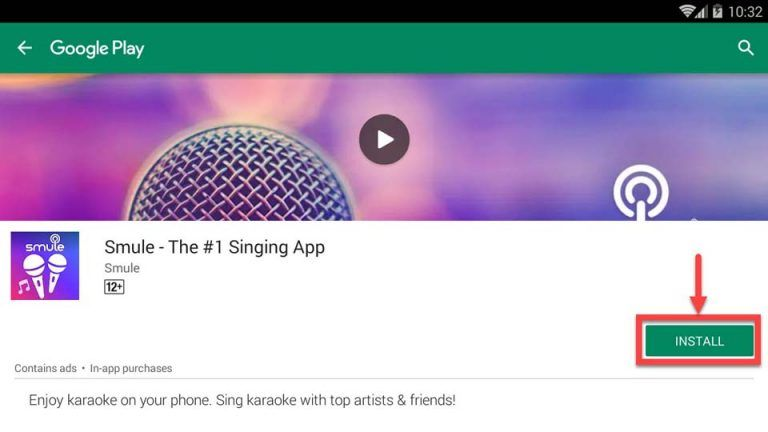 Sing! Karaoke by Smule For PC/Laptop (Windows 10/8/7/Mac