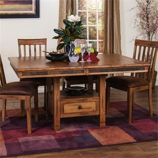 Check Out The Sunny Designs 1177ro Sedona Adjustable Height Dining