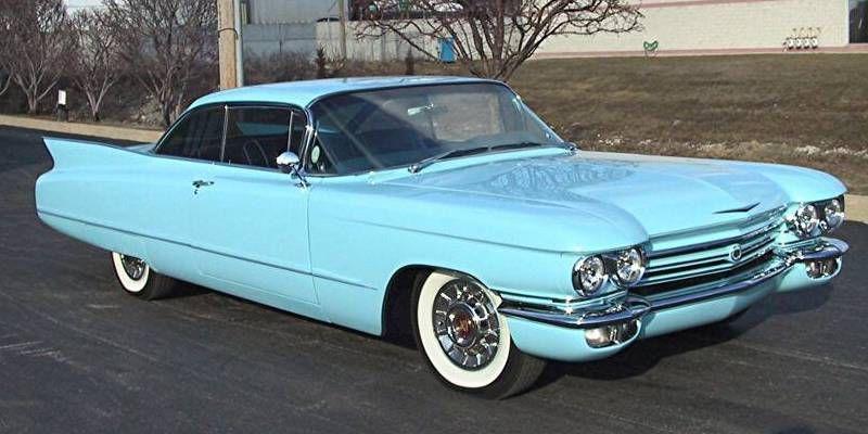 Clic Cars of the 1960s   1960 Cadillac   1960 MA BIRTH YEAR ...
