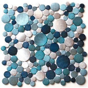 faïence mosaique turquoise - Recherche Google | Bathroom | Pinterest ...
