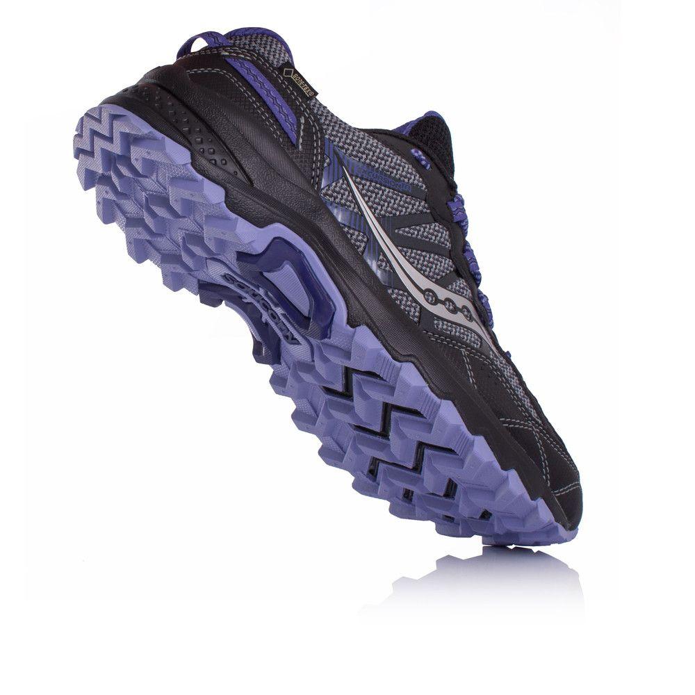 Saucony Excursion TR11 Gore Tex De las mujeres Trail Shoe | The