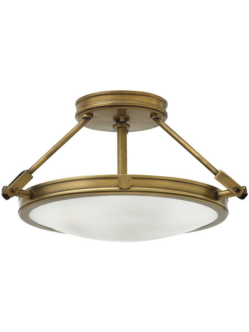 Collier 16 12 flush mount ceiling light flush mount ceiling collier 16 12 flush mount ceiling light aloadofball Gallery