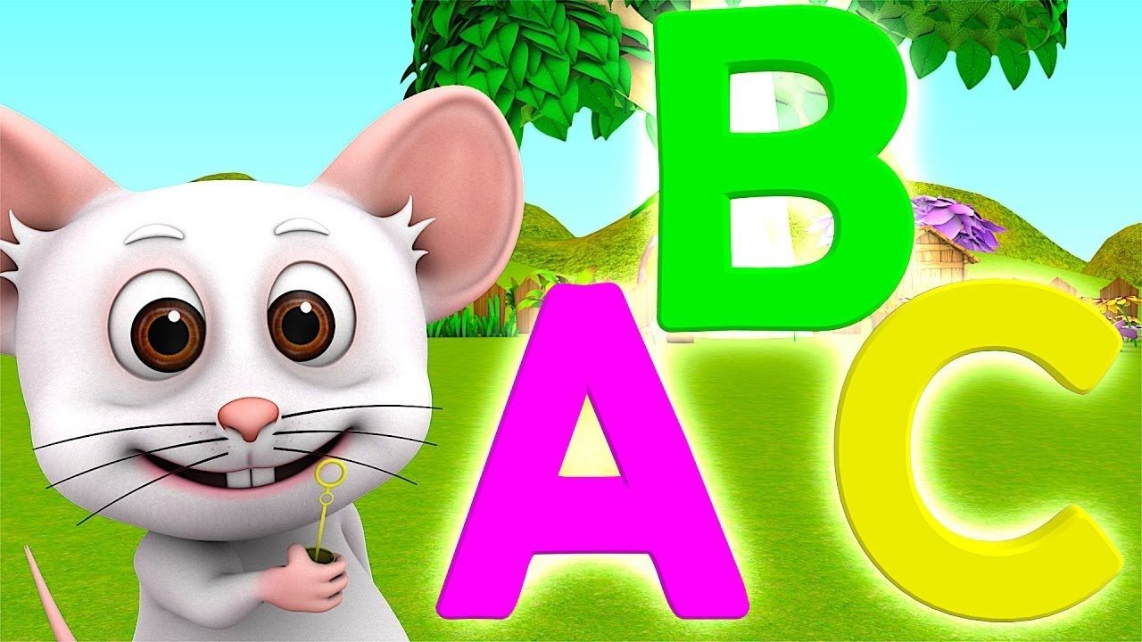 ABC Color Songs Collection - Learn Colors, Teach Colours, Baby ...