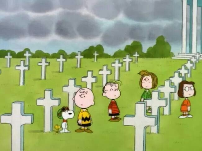 What Have We Learned About Special >> What Have We Learned Charlie Brown 1983 Wwii Dday Special