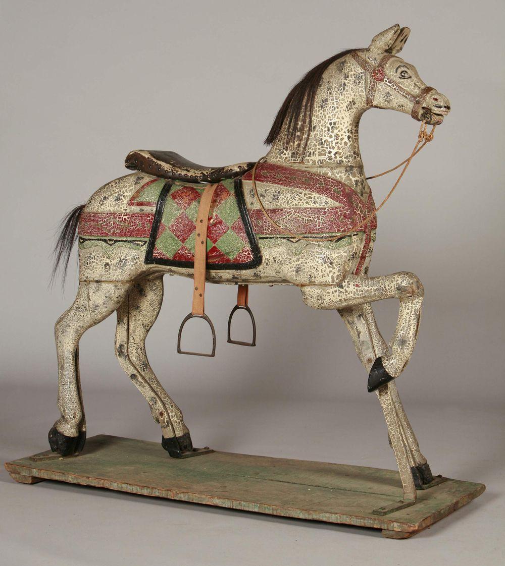 Thurston Horse Yikes I Love This