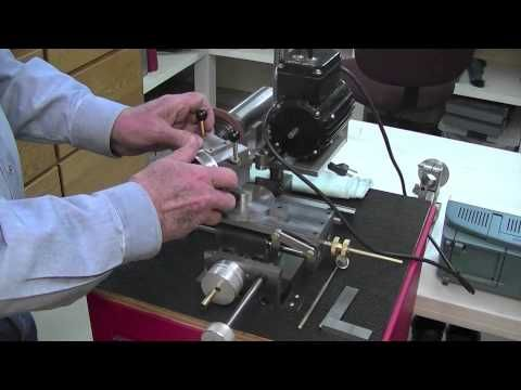 Jim Schroeder's Tool and Cutter Grinder - YouTube