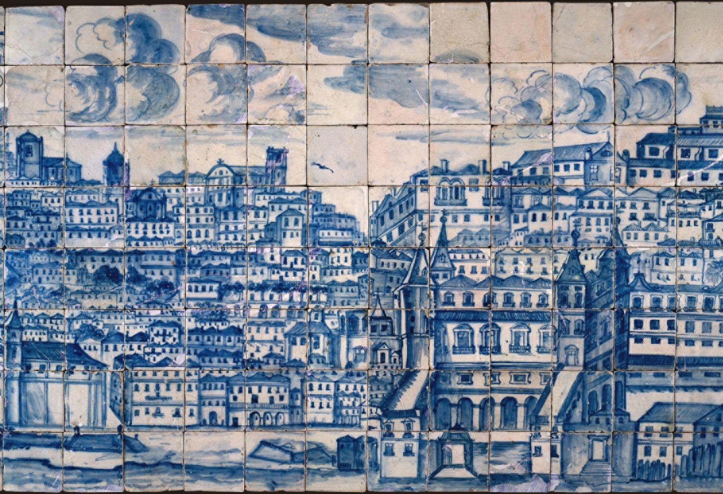 lisboa | Lisboa em Azulejo Antes do Terramoto | Instituto de História da Arte