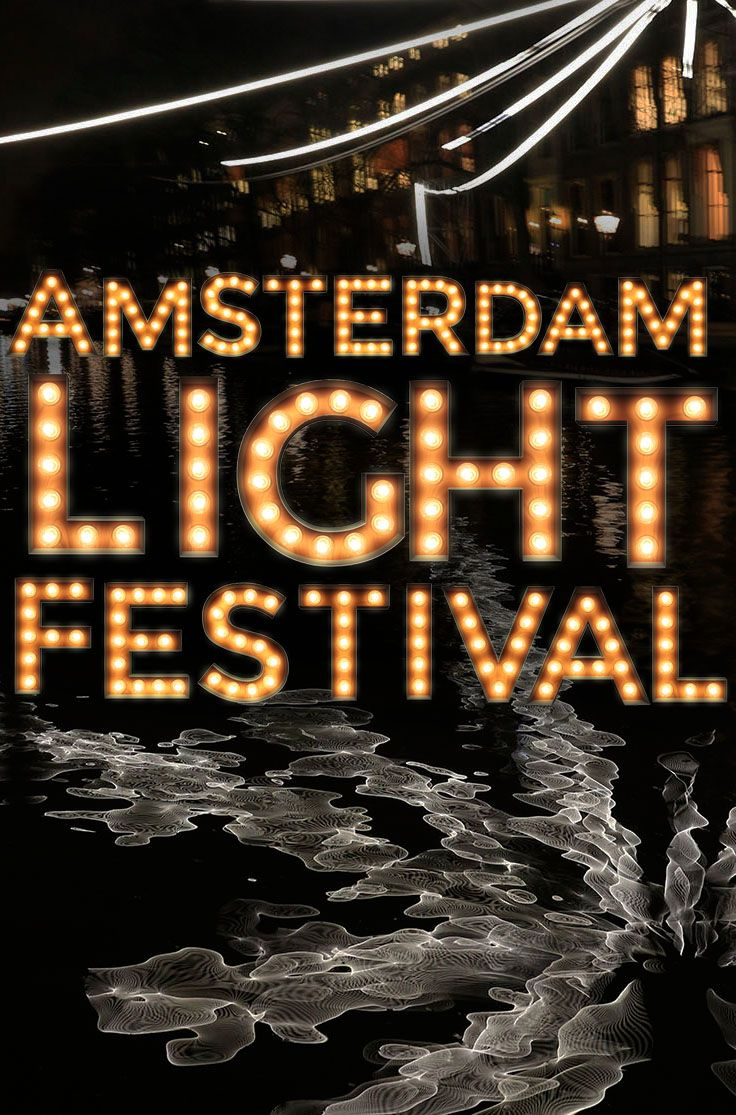 The Amsterdam Light Festival adds bright beauty to the city during the darkest months of the year. View the spectacular light sculptures created by artists in public spaces either on foot, by bicycle or by canal boat. The Amsterdam Light Festival 2017-18 takes place from November 30, 2017 to January 21, 2018.  #amsterdam #amsterdamlightfestival