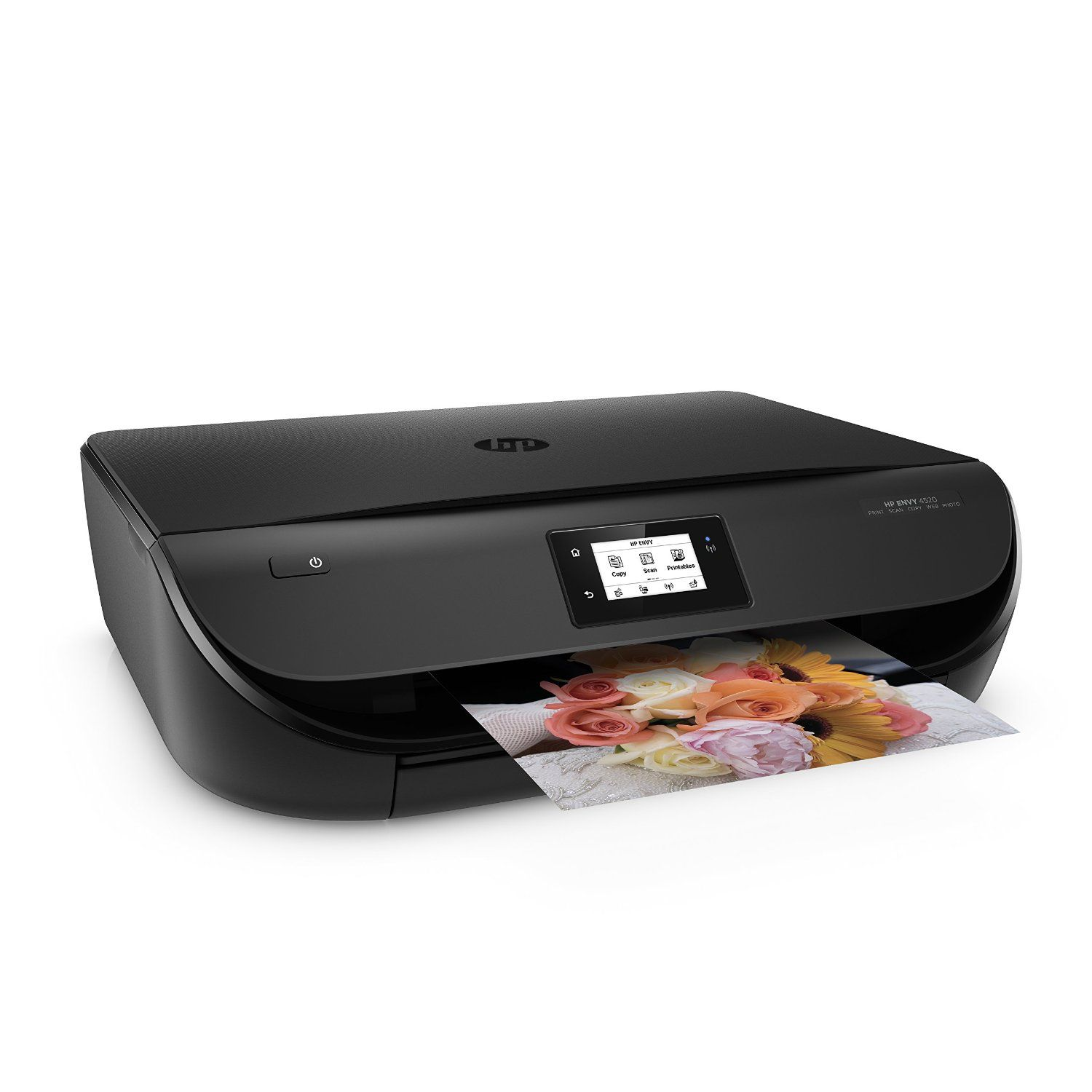 Amazoncom Hp Envy 4520 Wireless All In One Photo Printer With Ink Free Mobile Technology Printing Instant Ready F0v69a For Us 5999 Shipping Http Amznto