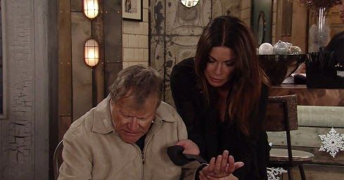 Preview of tonight's Coronation Street - Weds 3 Jan