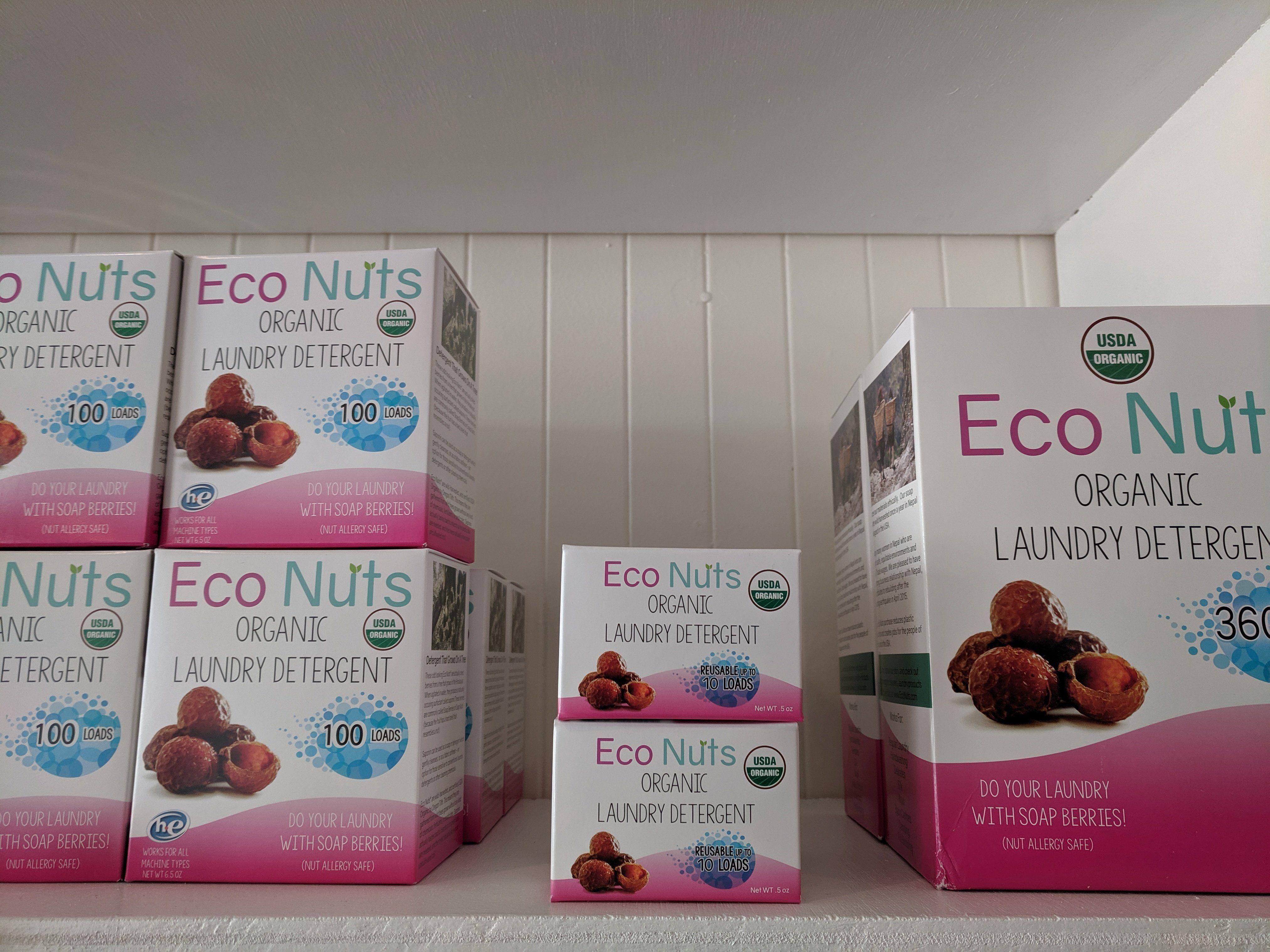 Eco Nuts Organic Laundry Detergent Organic Laundry Detergent