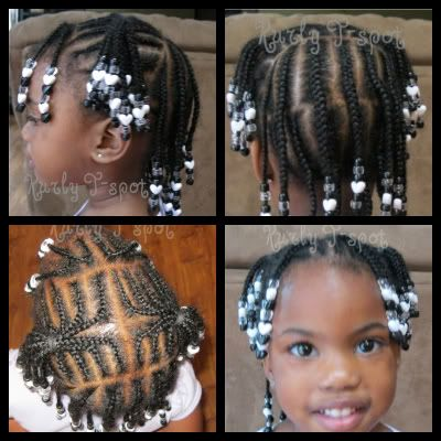 Ashleigh Banfield Hairstyle Kids Hairstyles Little Girls Natural Hairstyles Hair Styles