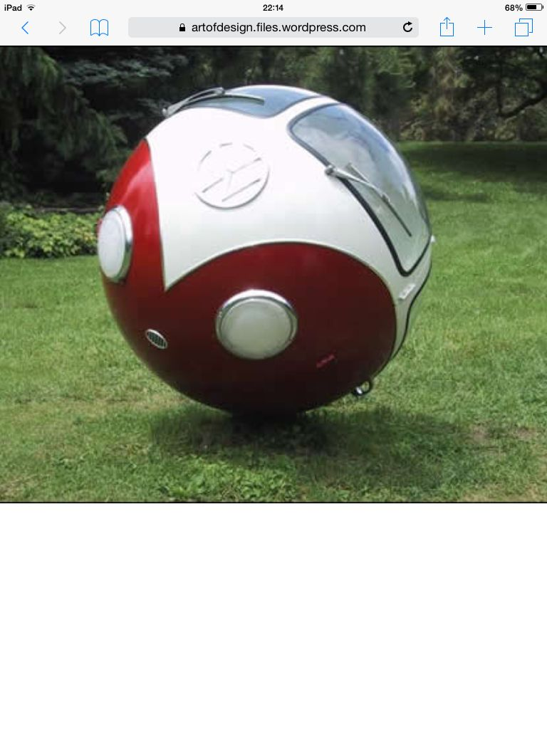 Split ball