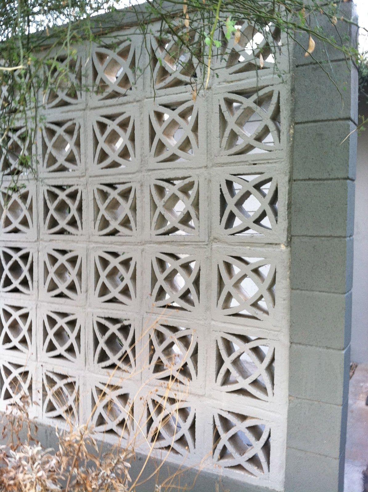Iconic Decorative Concrete Screen Block Decorative Concrete